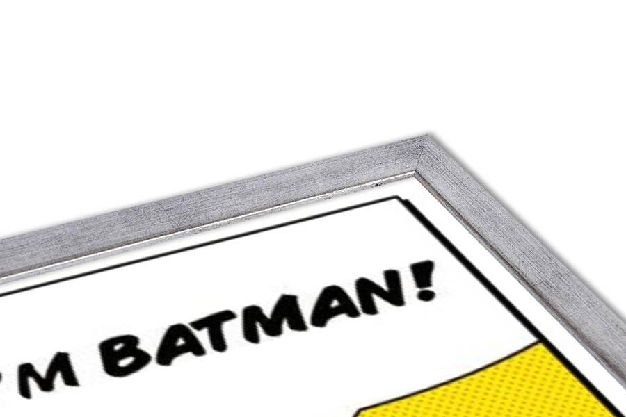 Póster BATMAN - i'm batman