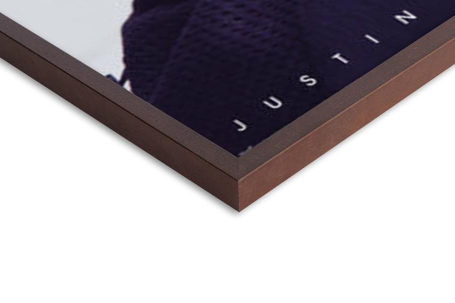 Póster Justin Bieber - Window