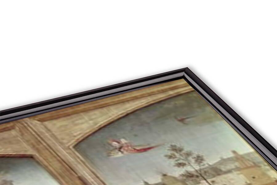 Reproducción de arte  Triptych of the Temptation of St. Anthony