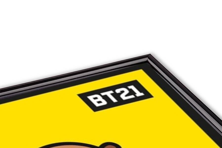 Póster  BT21 - Pileup