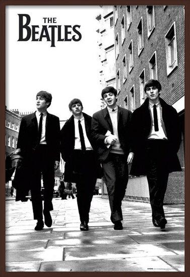 Póster  Beatles - in London