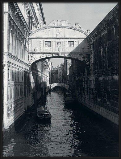 Reproducción de arte  Bridge of Sighs