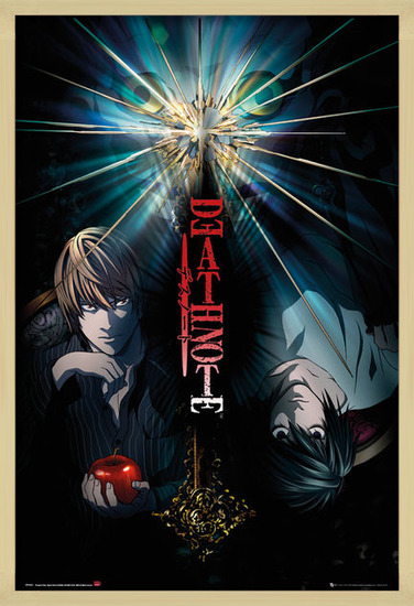 Póster Death Note - Duo