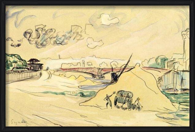 Reproducción de arte The Pile of Sand, Bercy, 1905