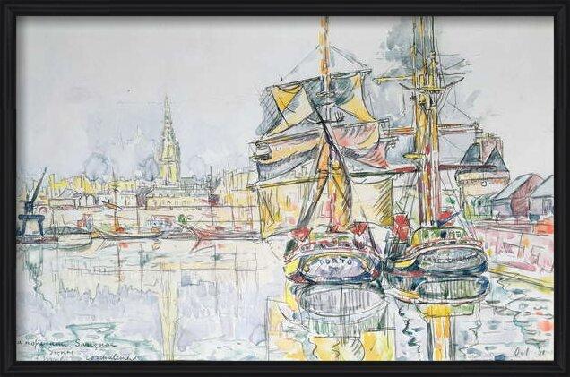 Reproducción de arte  The 'Emerald Coast', St. Malo, 1931