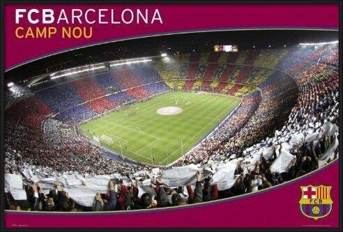 Póster Barcelona - nou camp