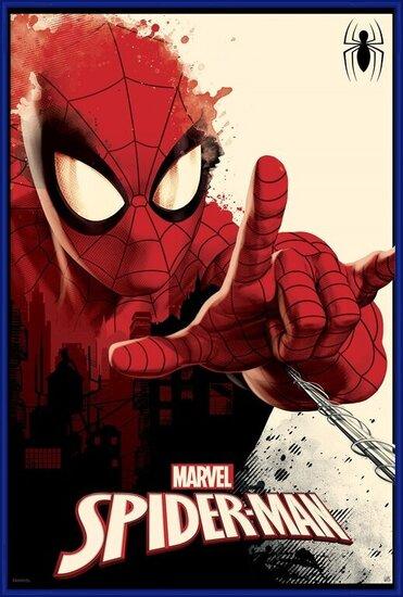 Póster  Spiderman - Friendly Neighborhood