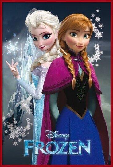 Póster  Disney - Frozen