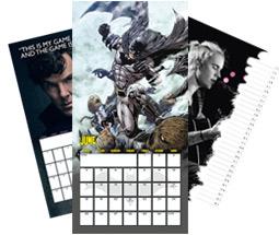 Calendarios  2019