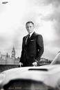 JAMES BOND 007 - skyfall / bond & DB5