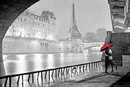 París - Eiffel tower kiss