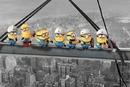 Gru: Mi villano favorito - Minions Lunch on a Skyscraper