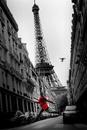 París - la veste rouge