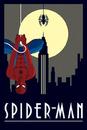 Marvel Deco - Spider-Man Hanging