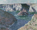 The Rocks of Belle Ile, 1886