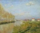 The Seine at Argenteuil, 1873